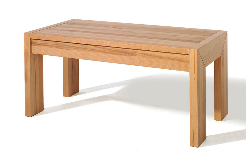 Lignum Arts - der flexible Ziehharmonika-Tisch mit Lamellen