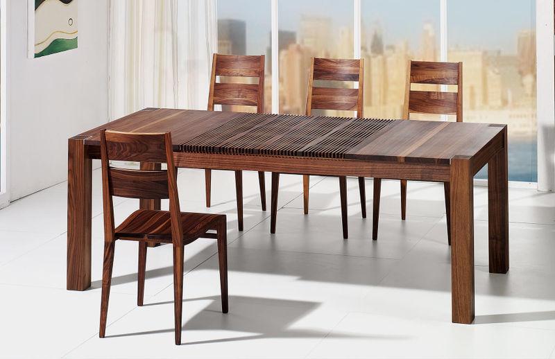 Tisch Lignum Arts Mit Stühlen Contra 2