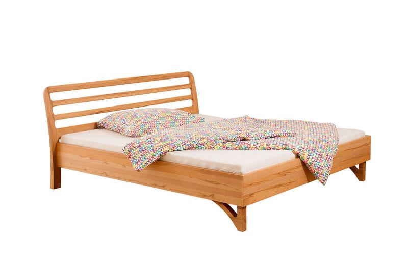 bett finesse die holzschmiede massivholzm bel. Black Bedroom Furniture Sets. Home Design Ideas