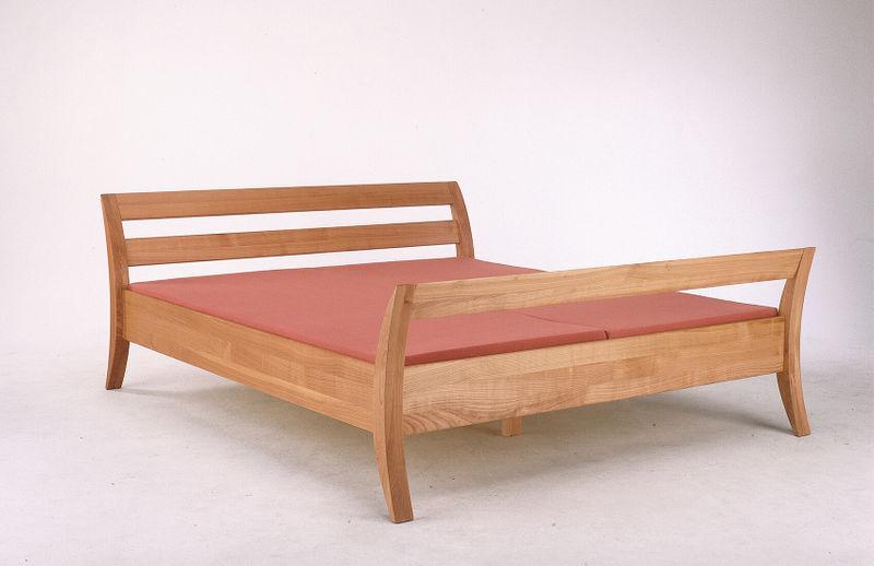 bett vivaldi die holzschmiede massivholzm bel. Black Bedroom Furniture Sets. Home Design Ideas
