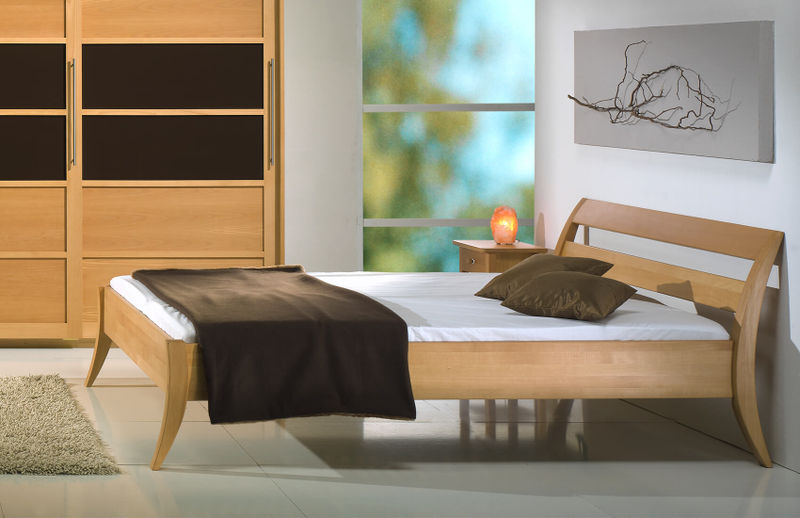 bett vivaldi die holzschmiede massivholzm bel. Black Bedroom Furniture Sets. Home Design Ideas